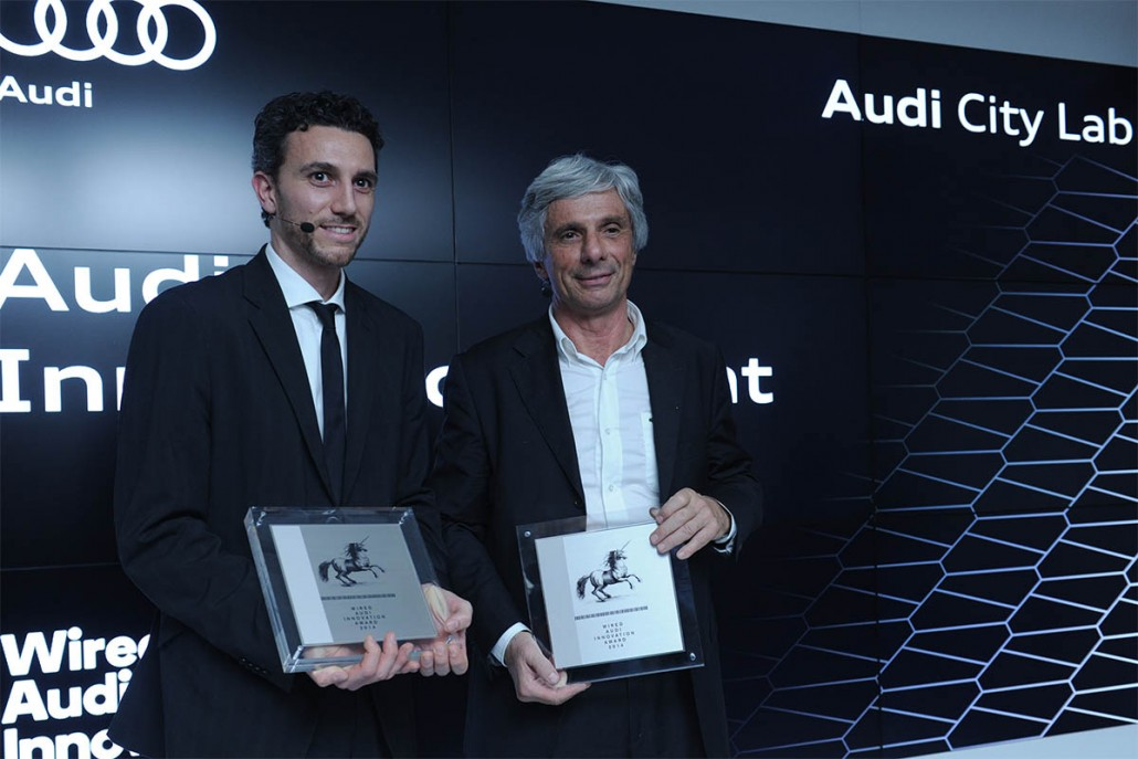 1st Place Wired Audi Innovation Award Mhealth Technologies
